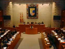 Polémica en las Cortes por el desarrollo urbanístico